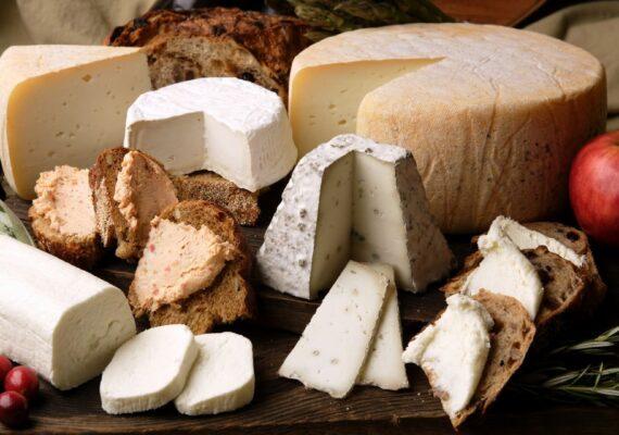 Дегустация сыров Лессинии с лицензированным русским гидом Аленой Страх