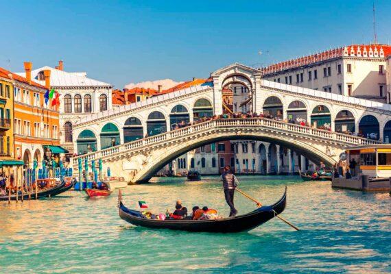 """Экскурсия в Венеции """"Вокруг Риальто"""""""