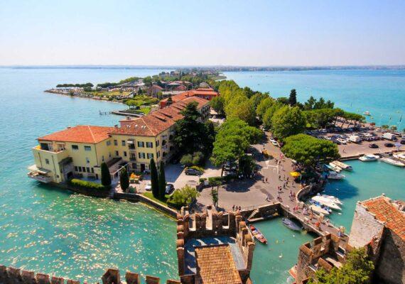 Экскурсовод на озере Гарда – Алена Страх