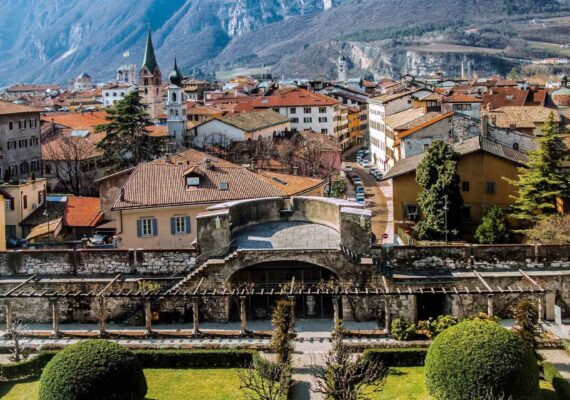 Экскурсовод в Тренто – Алена Страх